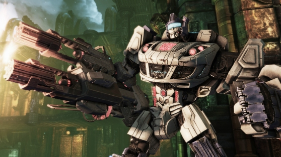Transformers: Fall of Cybertron's Jazz