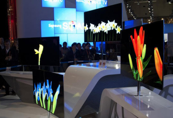 Oled displays to hit sales of 44b by 2019 with growth in tvs and mobile devices venturebeat - Tv und mediamobel ...