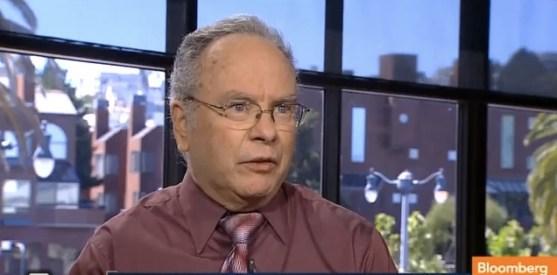Velvin Hogan, jury foreman for the Apple-Samsung trial