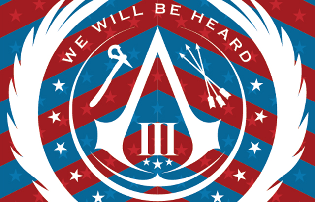 """Assassin's Creed 3 """"We Will Be Heard"""" by Brian Flynn"""