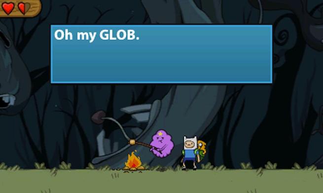 Adventure Time screen 4