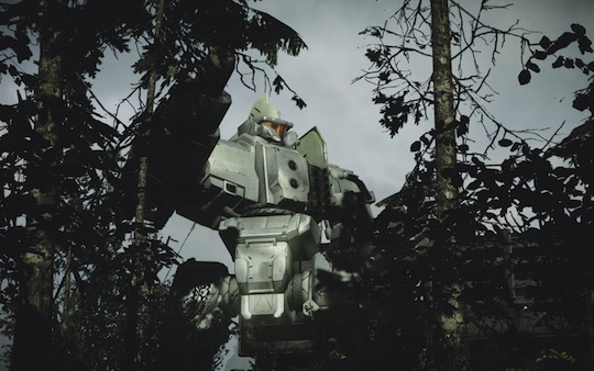 MechWarrior Online screen #2