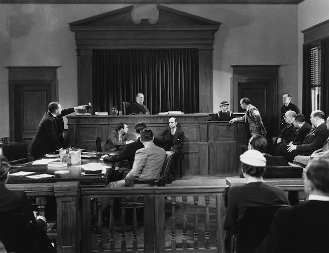 essay regarding media in the courtroom