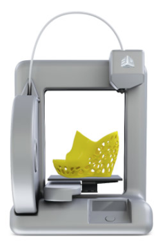 Photo of the 3D Systems Cube printer