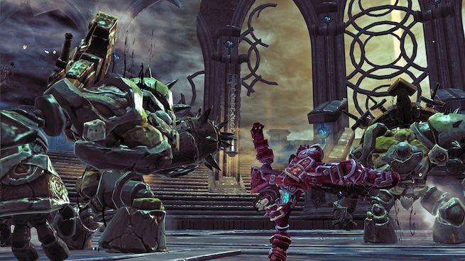 Darksiders II Review Evade
