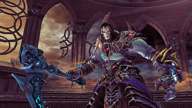 In Darksiders II, Death overstays his welcome, but he can