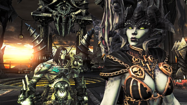 Darksiders II Review Lilith