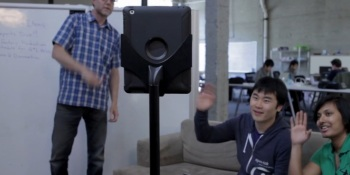 DoubleRobotics: telepresence gets sexy (and made in the USA)