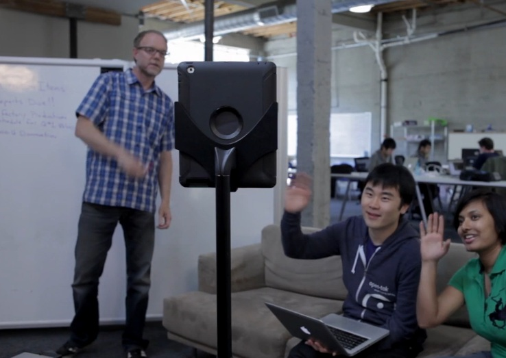 DoubleRobotics telepresence from Y Combinator