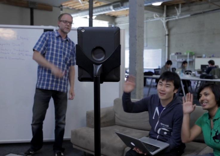 DoubleRobotics telepresence from Y Combinator