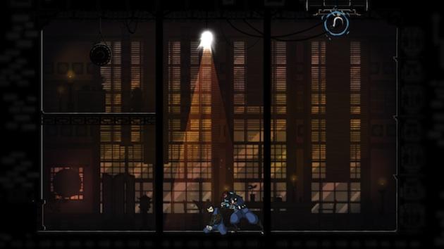 Mark of the Ninja GB exclusive screen #2