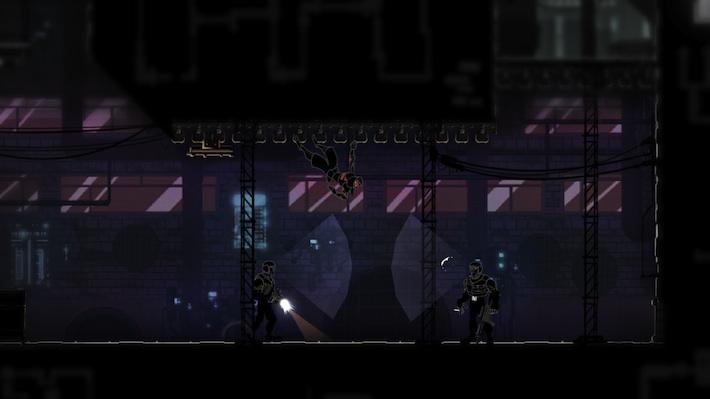 Mark of the Ninja GB exclusive screen #1