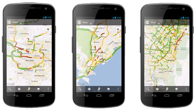 google-maps-live-traffic