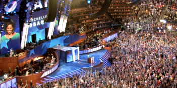 Watch the political conventions from the comfort of your Google