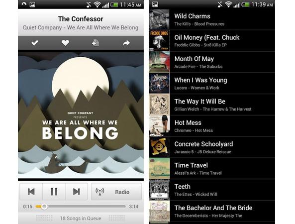 Grooveshark free android