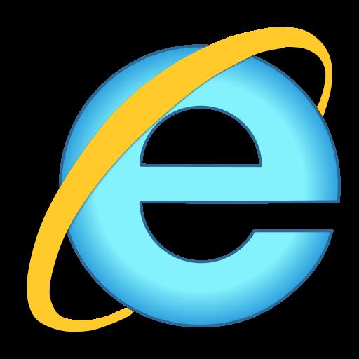 Internet explorer icon xp