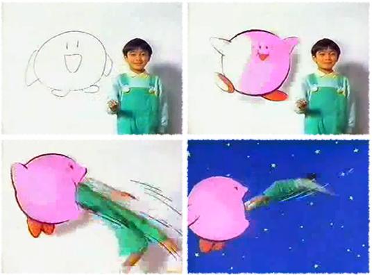 Kirby's Dream Land ad 2