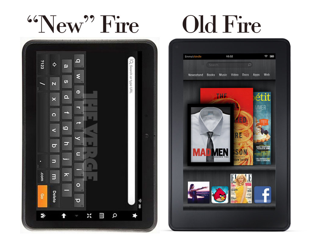 Amazon to debut two 7-inch Kindle Fire models next week ...