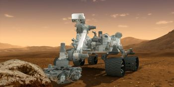 Check out this time lapse video showing all Curiosity's work on Mars so far
