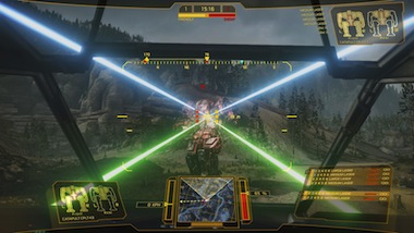 MechWarrior Online screen #5