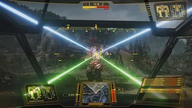 MechWarrior Online screen #5