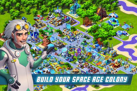 Cosmic Colony