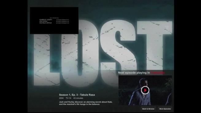 Netflix Post-Play feature