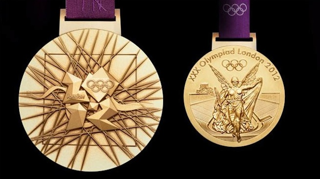Olympic gold