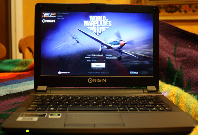 Review The Origin Pc Eon11 S Gamer Laptop Exploits