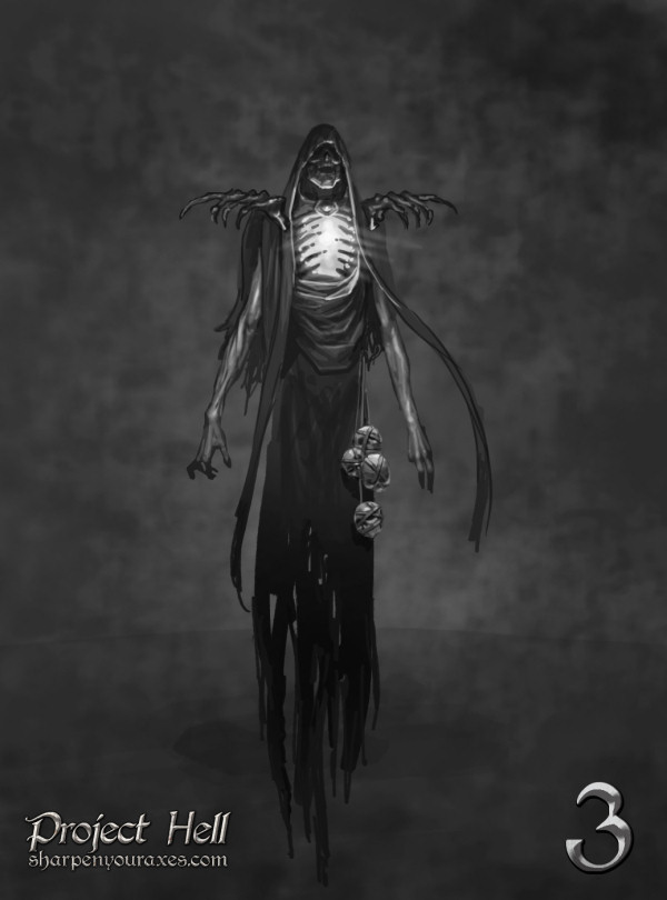 Project Hell Necromancer