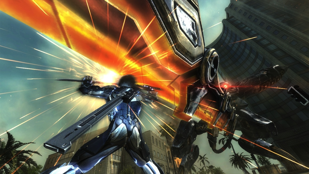 Metal Gear Rising: Revengeance 3
