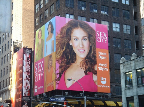 Sex and the City is a lot like startup life