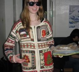 Meghan Kelly Christmas Sweater