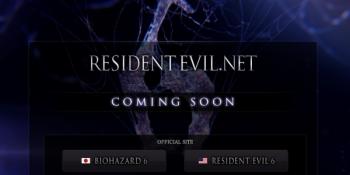 Capcom reveals ResidentEvil.net, a social network and accompanying smartphone app