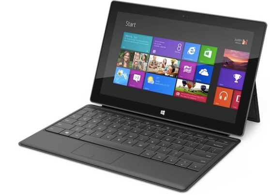 3 Million Surface tablet