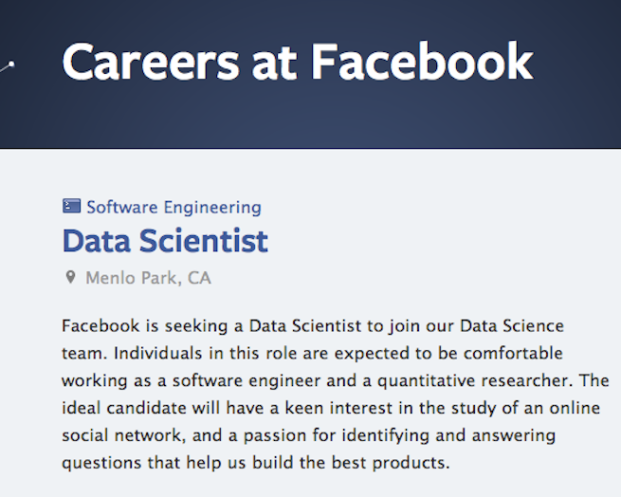 These are the skills you need to be a data scientist at
