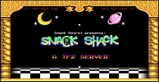 Team Fortress 2 server The Snack Shack