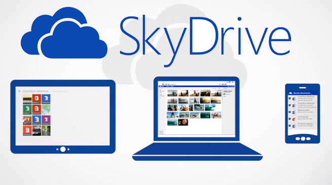 Microsoft unveils modern UI & new Android app for SkyDrive ...