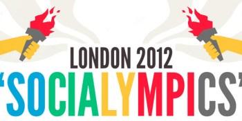 London 2012: The first social Olympics?