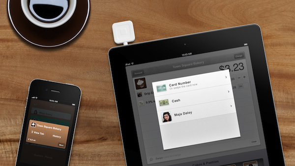 Square teams up with Starbucks, which is also investing $25M