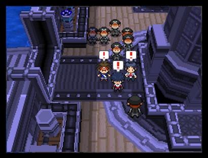 Pokemon Black and White 2, Team Plasma