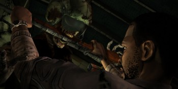 The Walking Dead crawls back with new episode and Golden Joystick nomination