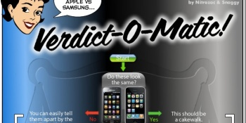 Decide the outcome of Apple v. Samsung with this handy flow chart