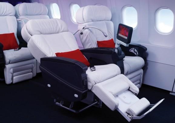 Virgin America fifth anniversary marketing success