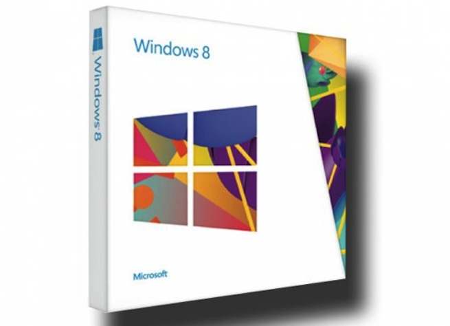 Windows 8 retail copy