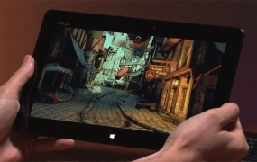 Windows RT running Unreal Engine 3