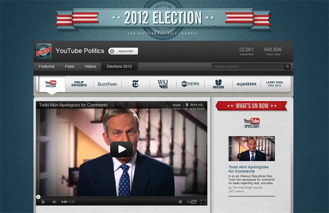 youtube-election-hub