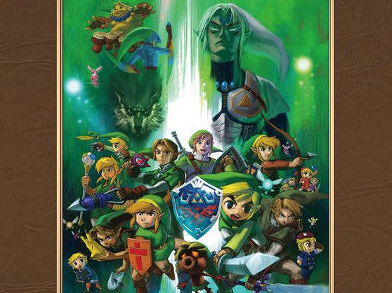 The Legend of Zelda: Hyrule Historia