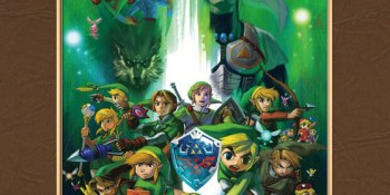 'Hyrule Historia' overtakes 'Fifty Shades of Grey' for Amazon's No. 1 spot