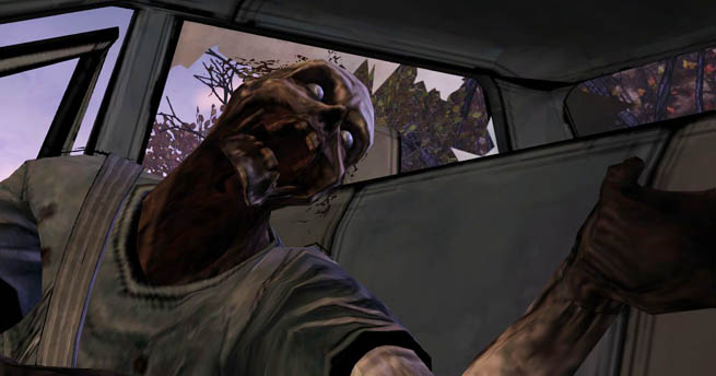 The Walking Dead Episode 3: Long Road Ahead screenshot 3